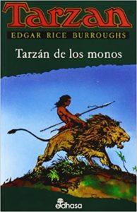 Tarzán de los monos de Burroughs