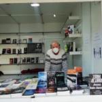 Ager Aguirre en la Feria del Libro de Bilbao 2020