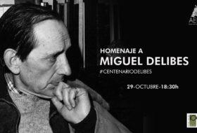 Homenaje a Delibes en el Bibliotren