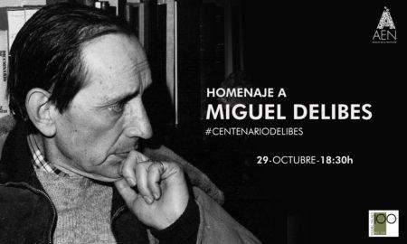 Homenaje a Miguel Delibes