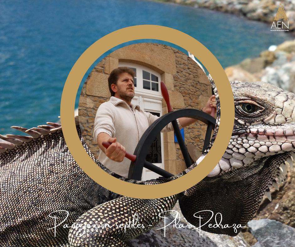 RESEÑA Paisaje con reptiles