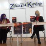 Dory Lansorena presenta en la Feria del Libro de Bilbao 2020