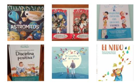 10 libros para regalar a los peques esta Navidad 2020