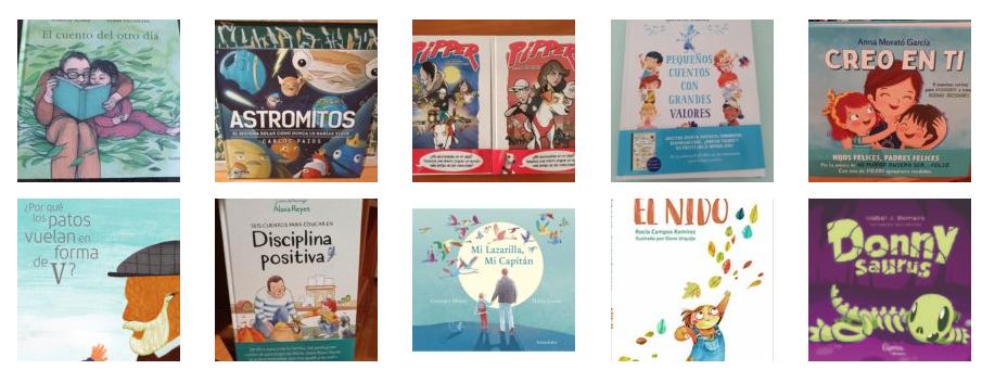 10 libros infantiles para regalar esta Navidad 2020