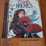 Enola Holmes y el enigma del abanico