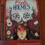 Enola Holmes y el enigma de las amapolas blancas