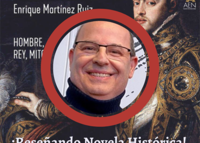 Novela histórica con Ramón Villa
