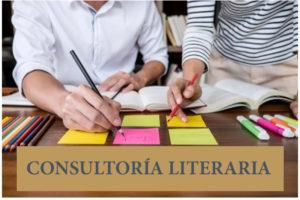 consultoría literaria