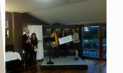 Analia Iglesias se alza con el I Premio Bal Hotel de Poesía
