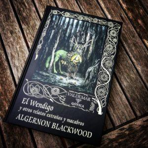 El Wendigo de Algernon Blckwood
