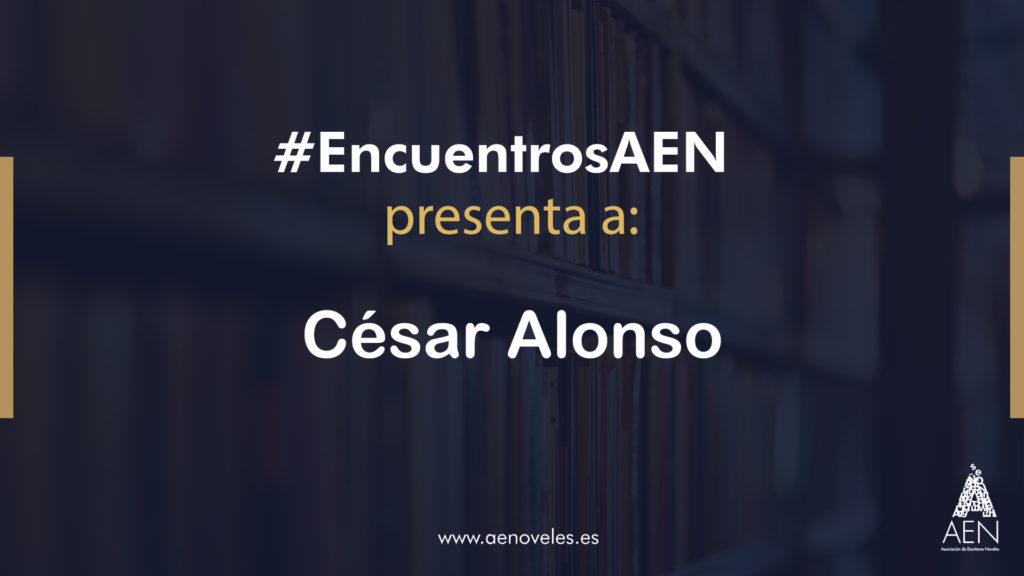 EncuentroAEN con César Alonso