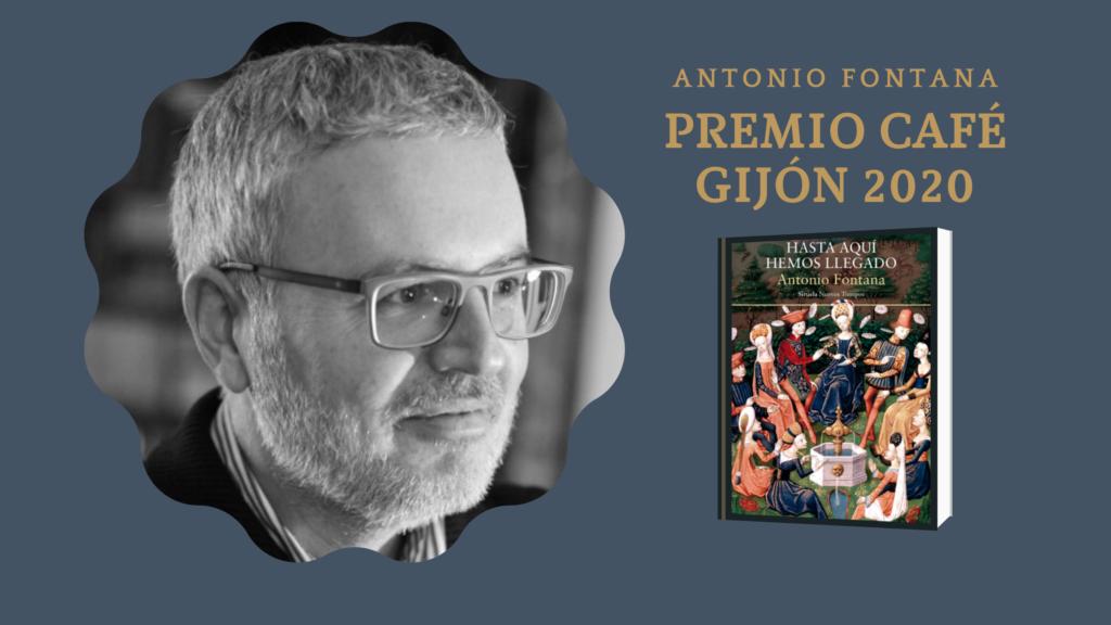 Premio Café Gijón_Antonio Fontana_2020
