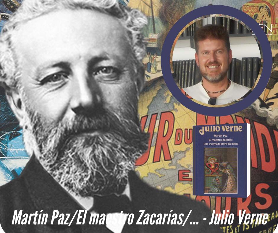 RESEÑA Martín Paz