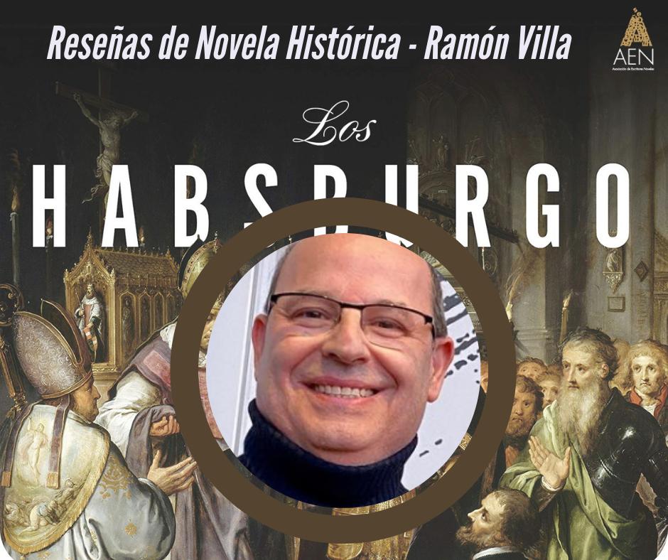 Reseñas de novela histórica por Ramón Villa