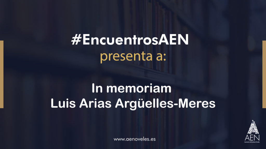 In memoriam Luis Arias