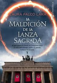 La maldición de la lanza sagrada_Laura Falcó