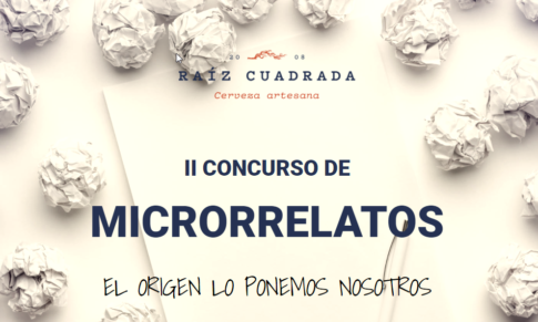 II Concurso de Microrrelatos de Raíz Cuadrada