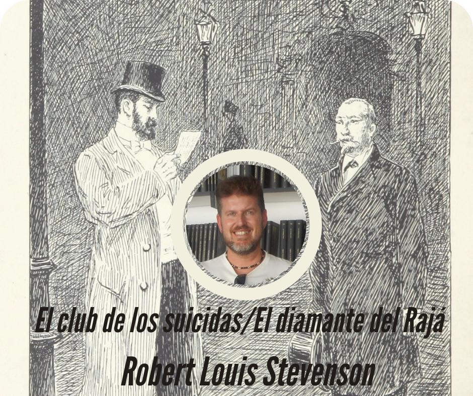 RESEÑA Robert Louis Stevenson