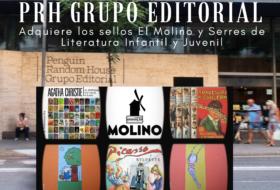 El grupo Penguin Random House adquiere los sellos Molino, Serres y La Magrana