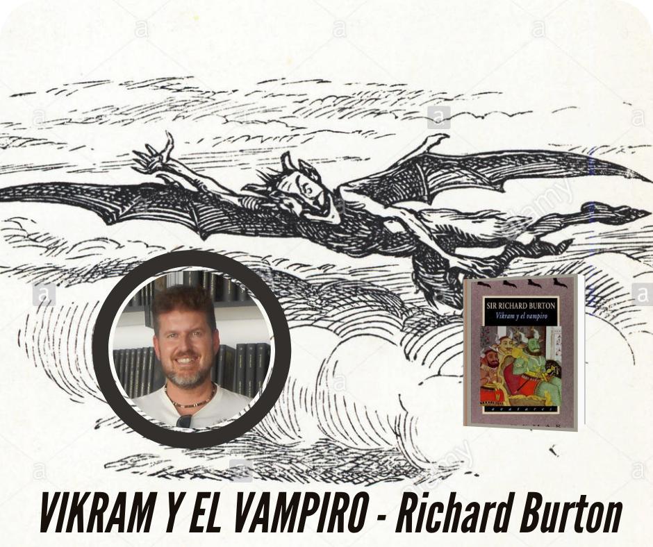 RESEÑA Vikram y el vampiro
