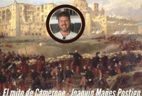 El mito de Camerone de Joaquín Mañes Postigo
