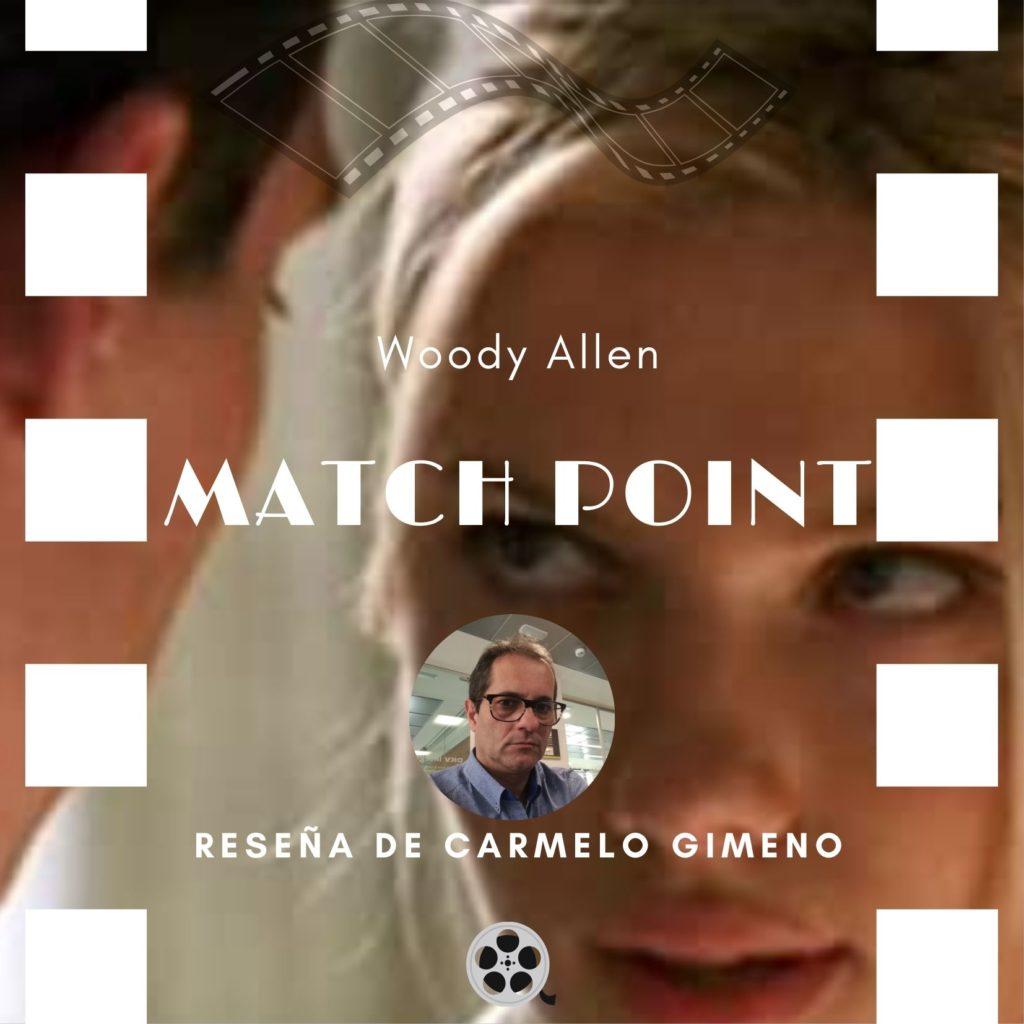 Match Point-reseña carmelo
