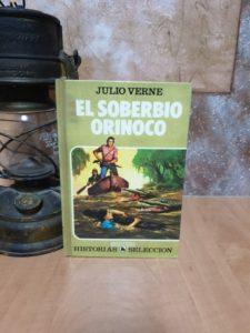 Otra edición de El soberbio Orinoco